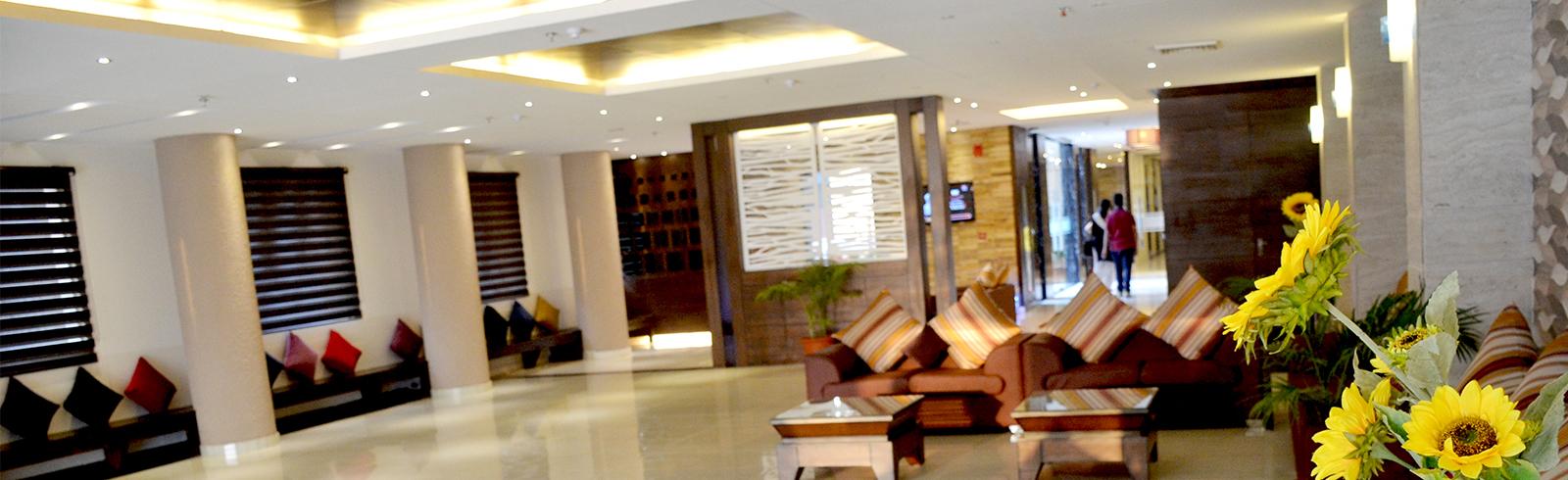 Lobby Hotel Sapphire
